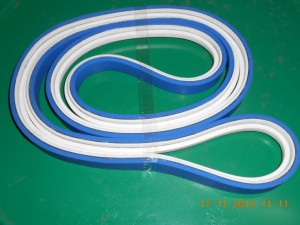 Silicone Coated Conveyor Belt