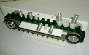 Pin Bush Conveyor Profiles