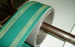 Magnetic Conveyor Belt