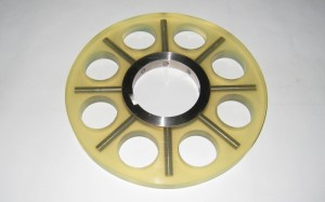 PU Disc 225 x 75 x 15 mm