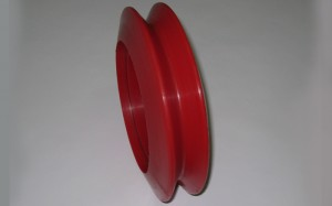 PU Cable Guide Pulley